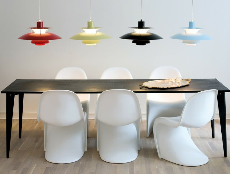 Colorful Dining Room Lighting Ideas for Your Home_5 (2)