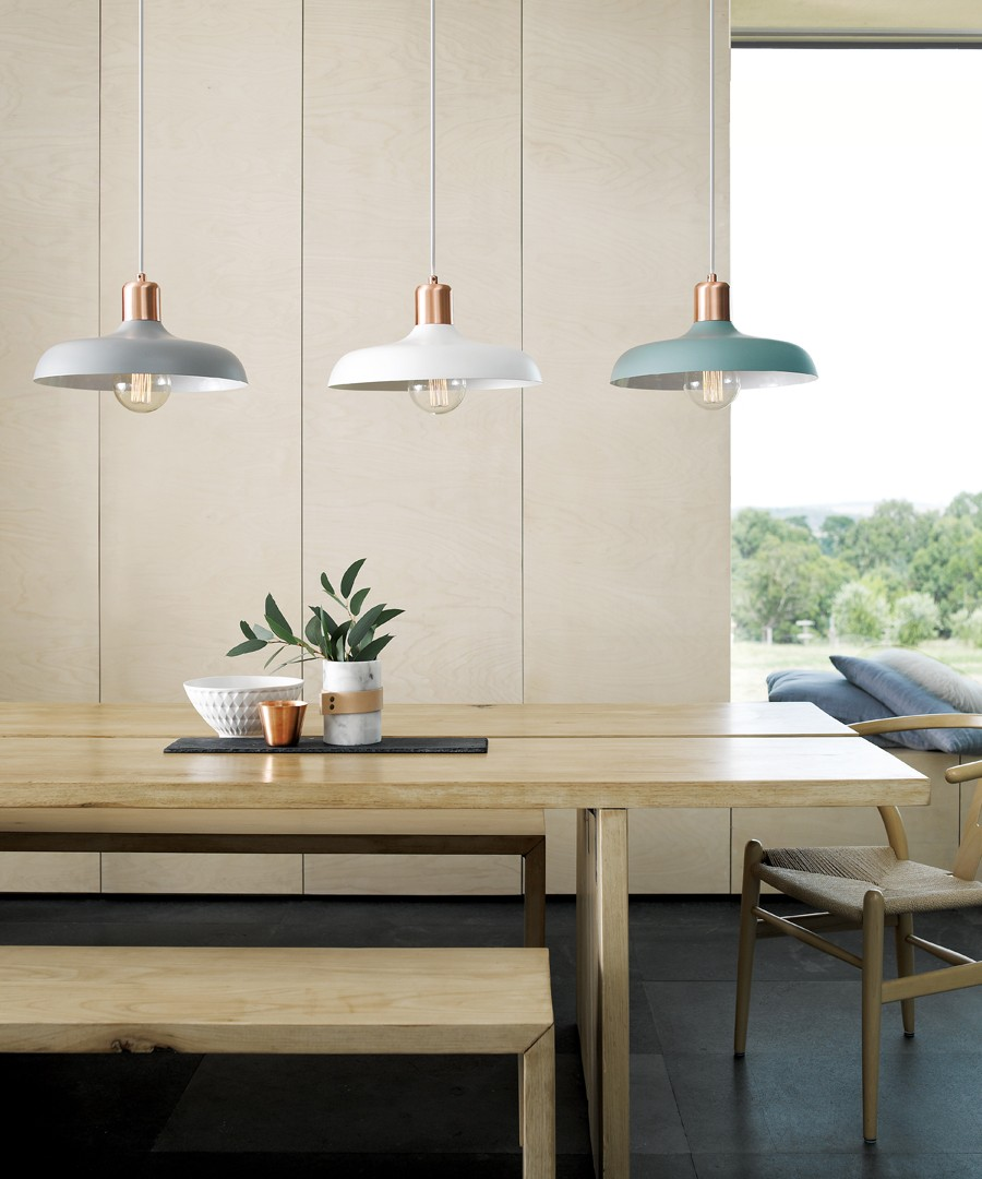 Dining Lighting: How To Improve Your Dining Room Lighting Using Copper