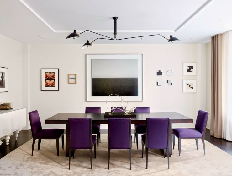 Make Your White Dining Room A Reality with The Best Lighting Ideas FEAT