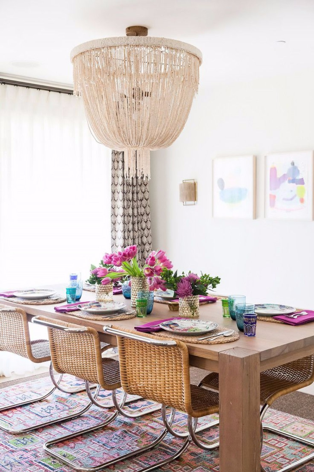 Now You Can Have the Bohemian Dining Room of Your Dreams (4)