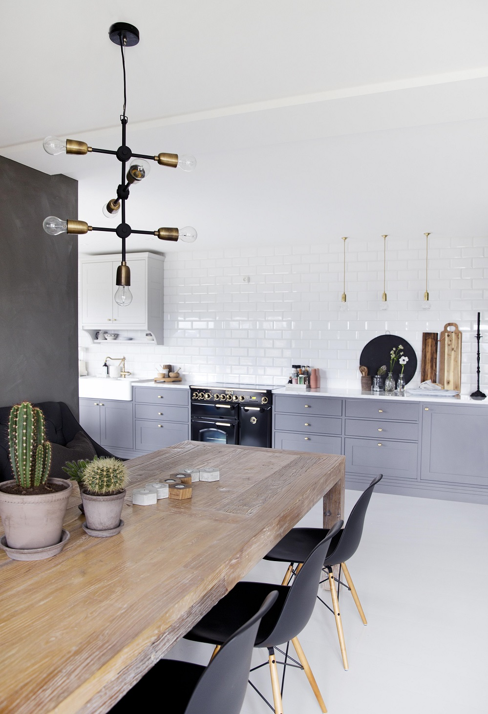 interior lighting designs. Our Followers Have Spoken, And We Are Here To Show You Which Were The Five Most Popular Interior Design Pins Of Week. This Industrial Dining Room Is Lighting Designs