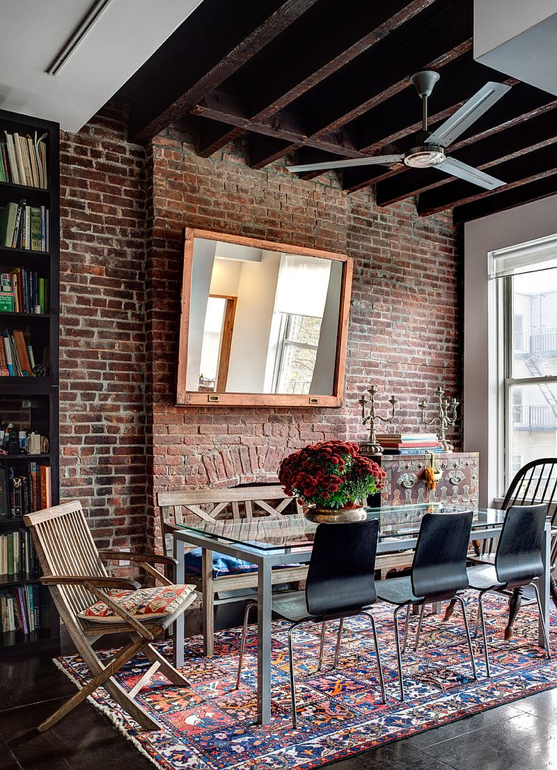 What's Hot on Pinterest 5 Industrial Dining Room Lighting Designs 5