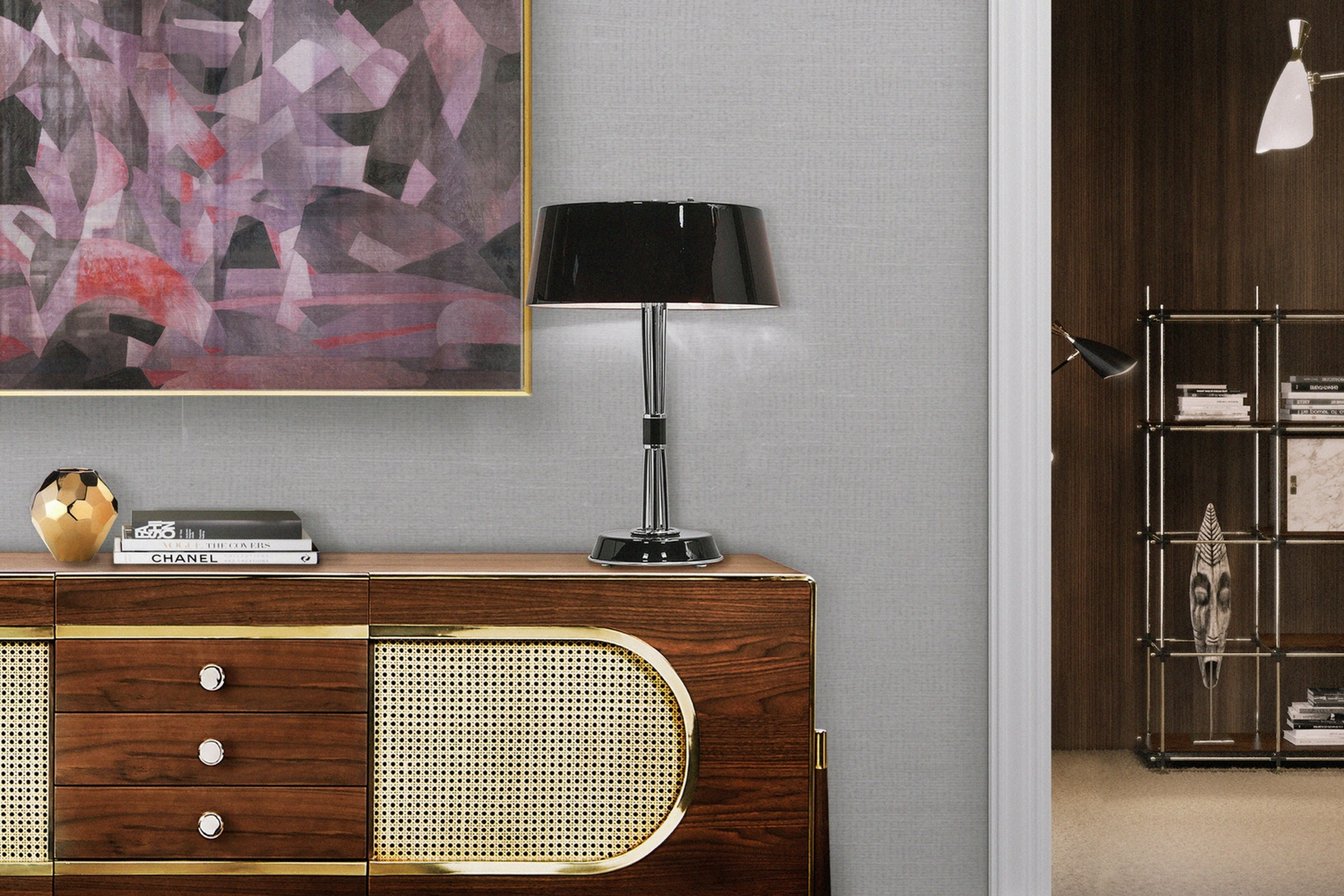 Dazzling Dining Room Table Lamps That Will Brighten Up Your House! FEAT