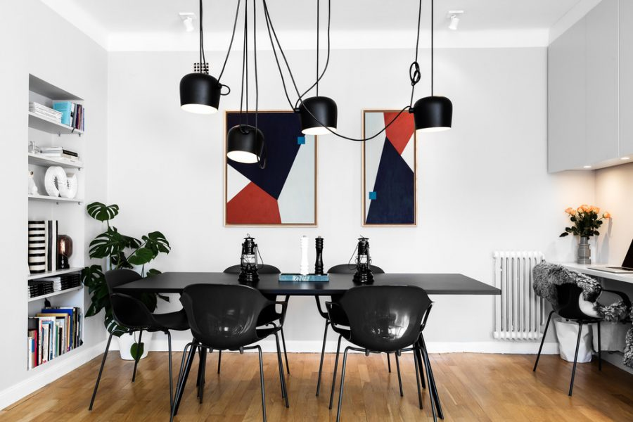 Find Out Why Aim by Flos Will Fit Every Dining Room Lighting Design! 2