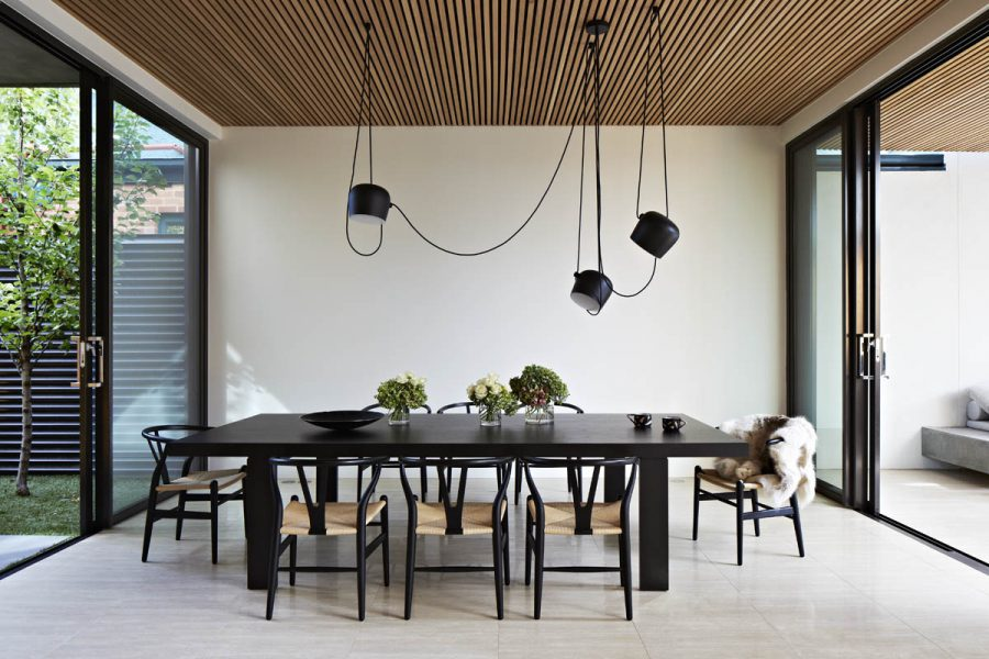 Find out why aim by flos will fit in every dining room lighting design dining room lighting - Designs of lamp for dining room ...