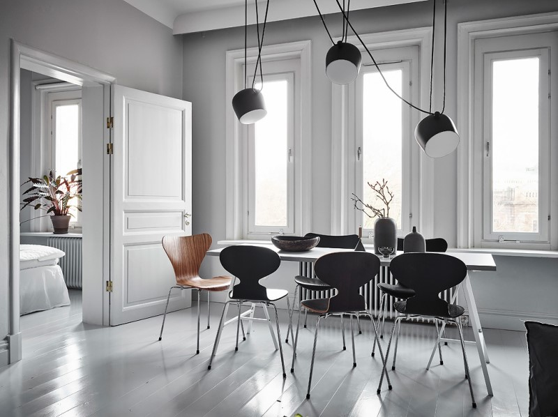 Find Out Why Aim by Flos Will Fit Every Dining Room Lighting Design! 5