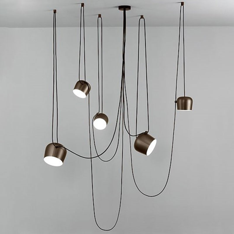 Find Out Why Aim by Flos Will Fit Every Dining Room Lighting Design! 7