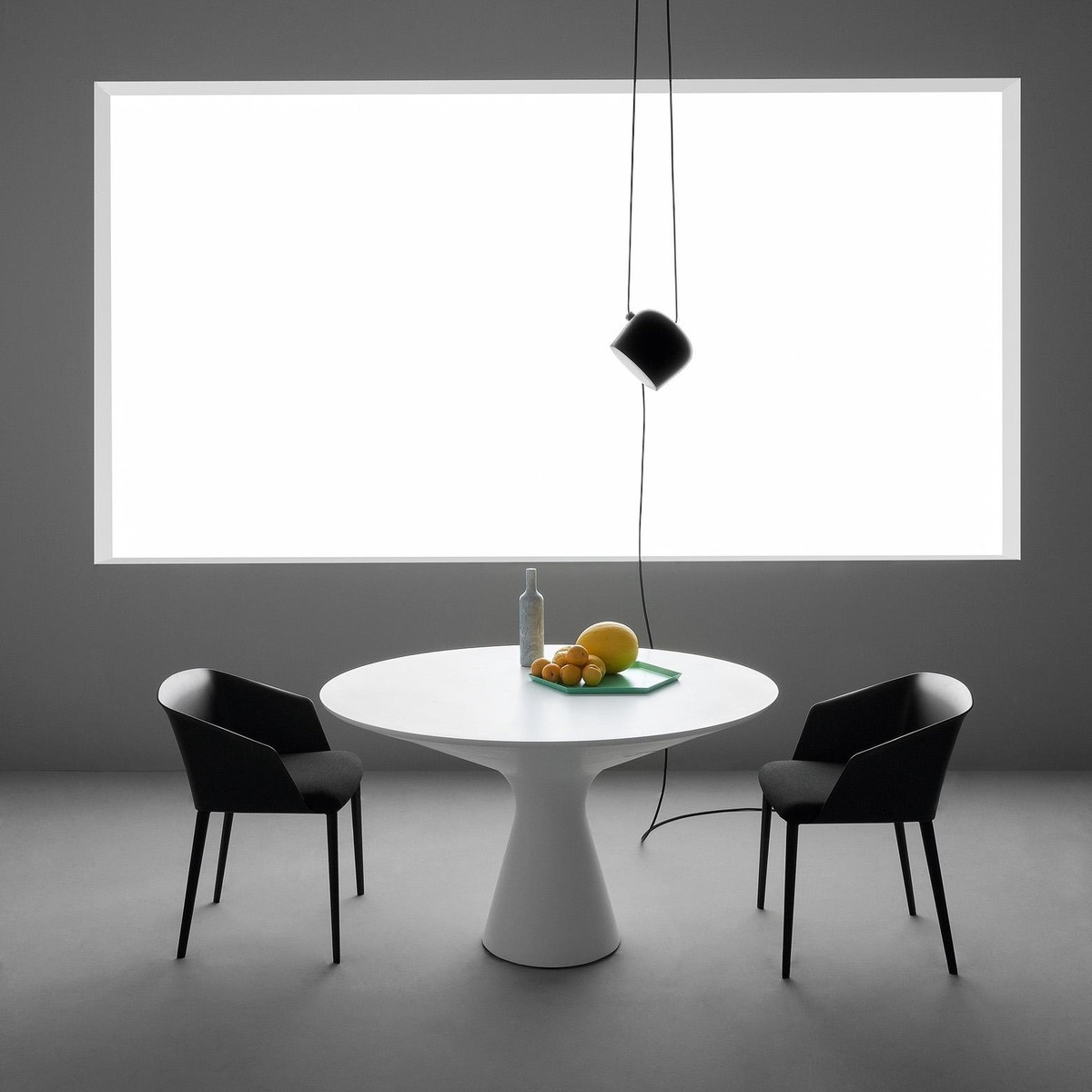 Find Out Why Aim by Flos Will Fit Every Dining Room Lighting Design! 9