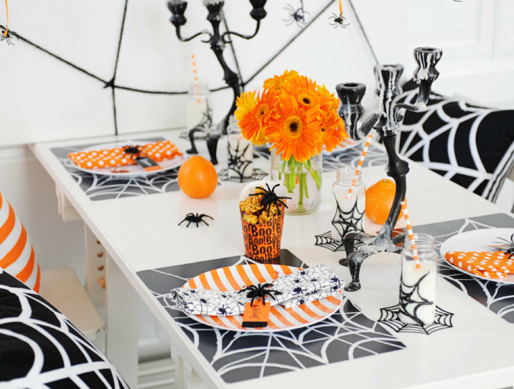 Halloween Table Decorations You'll Want to Keep Up All Year FEAT