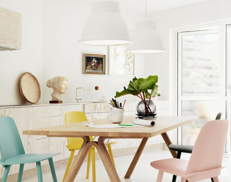 Pastel Dining Rooms That Are Straight out of A Fairy Tale FEAT