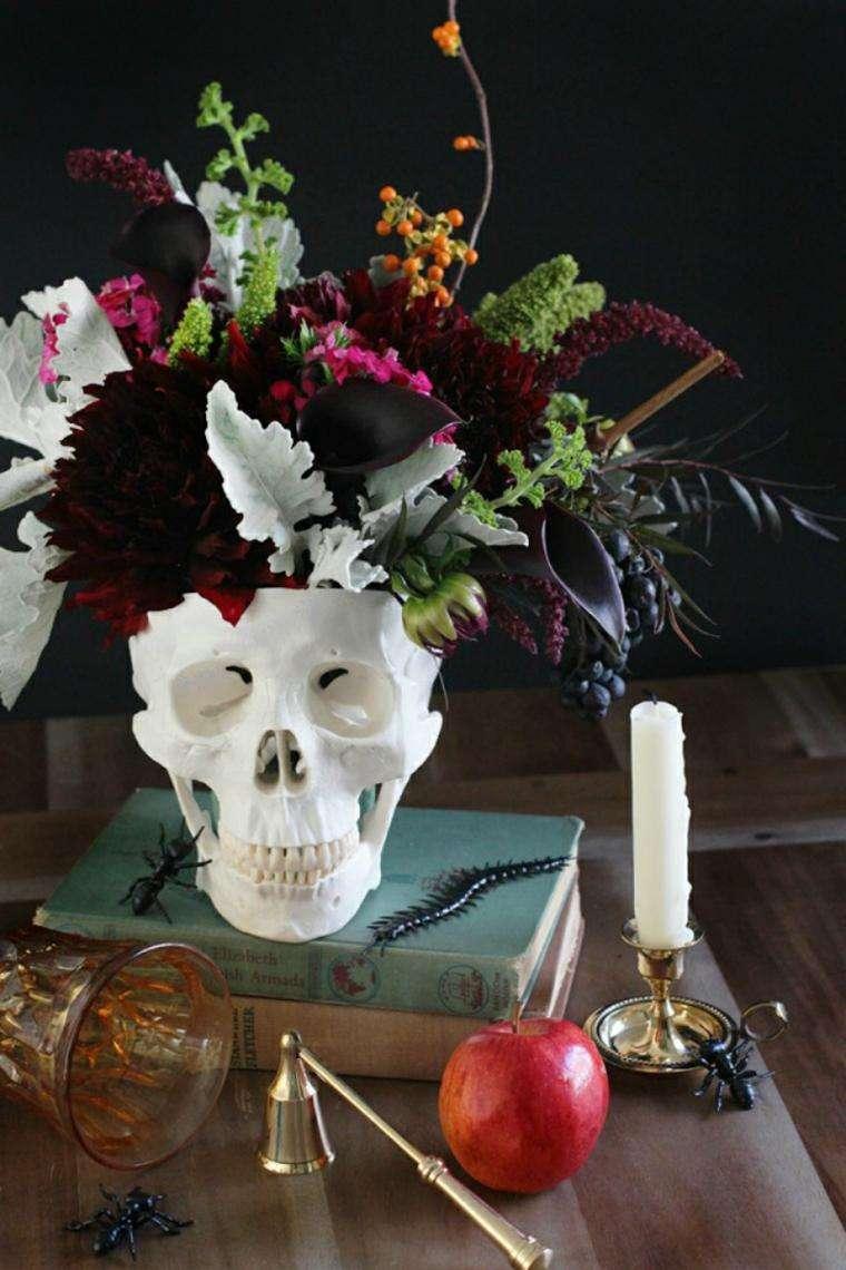 Halloween: декорируем дом своими руками  Halloween: декорируем дом своими руками Spooky Decor Ideas for the Perfect Halloween Dinner 4
