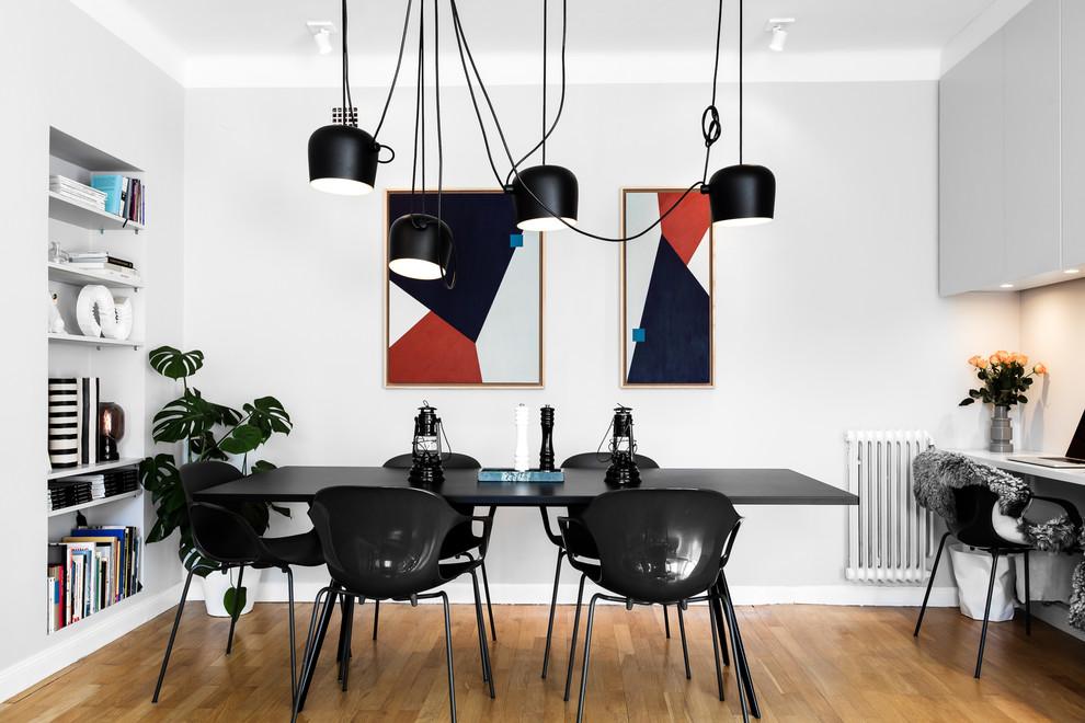 What's Hot on Pinterest 5 Scandinavian Dining Room Lighting 7
