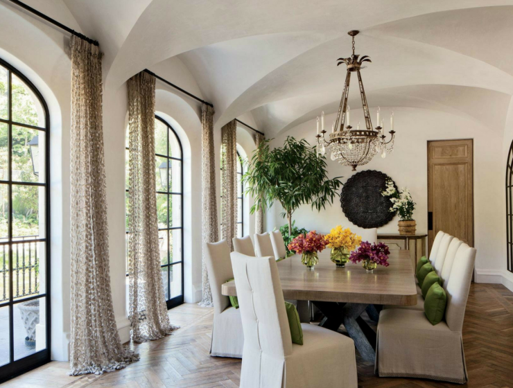 You'll Love These Celebrity Dining Rooms More Than Any Other FEAT