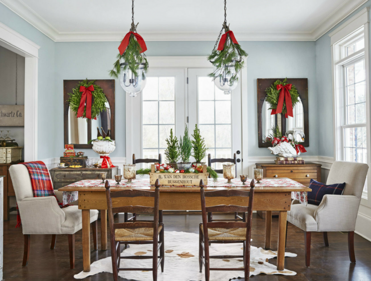 Christmas Table Settings to Make Your Holiday Table Sparkle FEAT