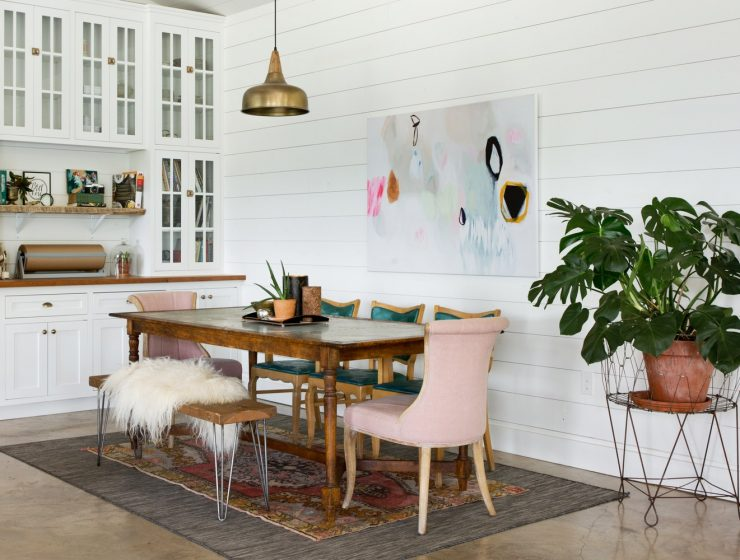 The Perfect Formula for a Dreamy Dining Room Decor FEAT