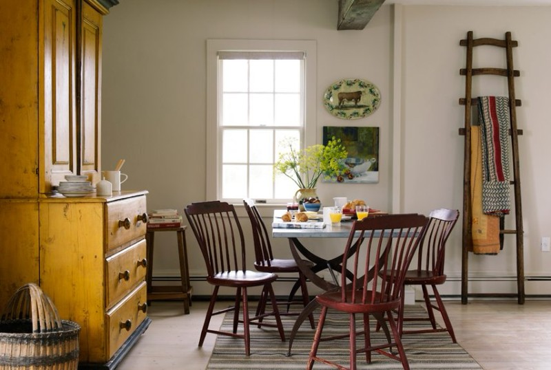 What's HOT On Pinterest: 5 Vintage Dining Rooms!
