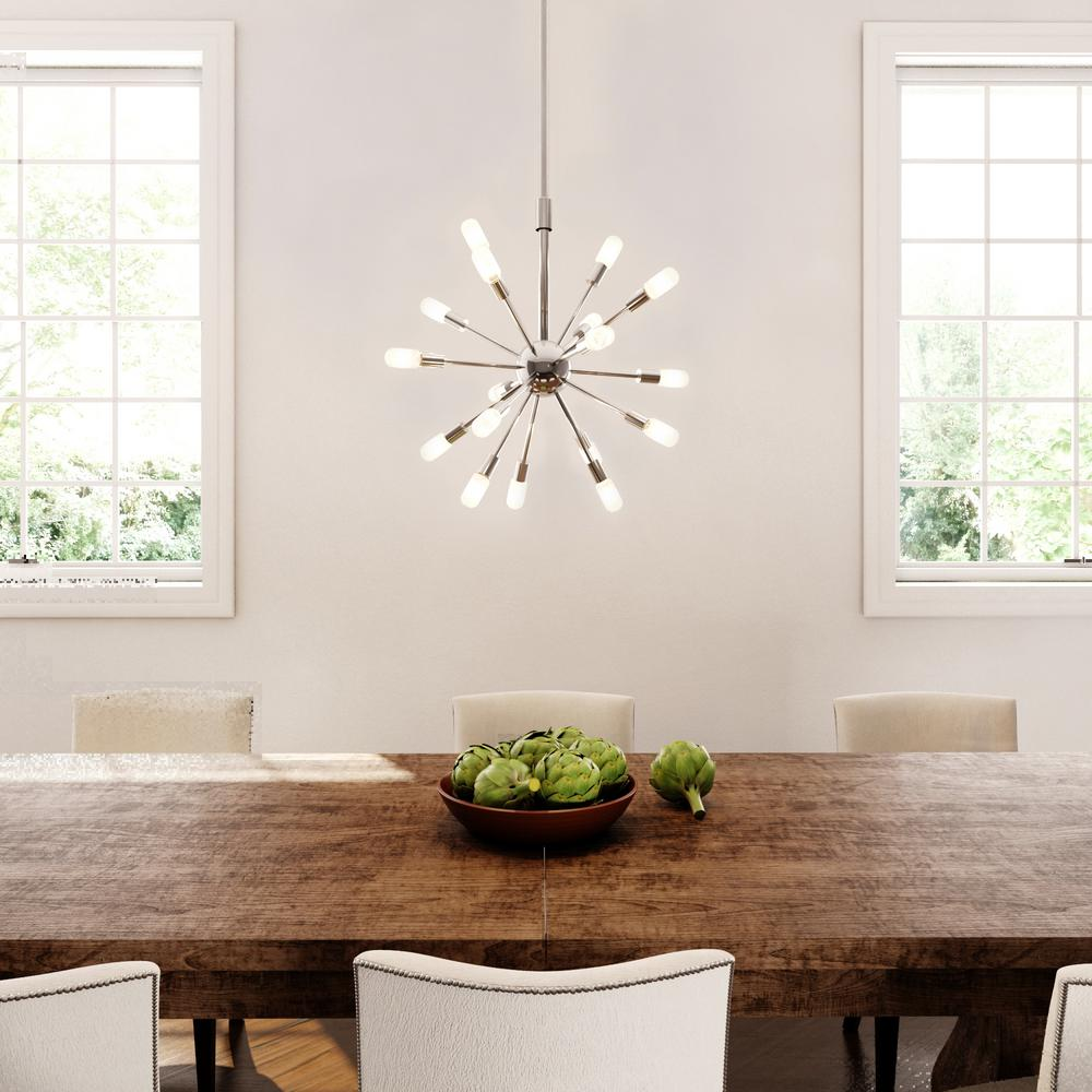 Decor Living Sputnik Chandelier 189
