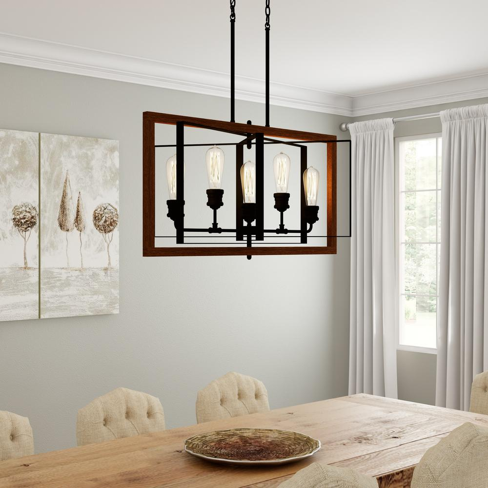 Progress Lighting Reserve Collection Chandelier 229