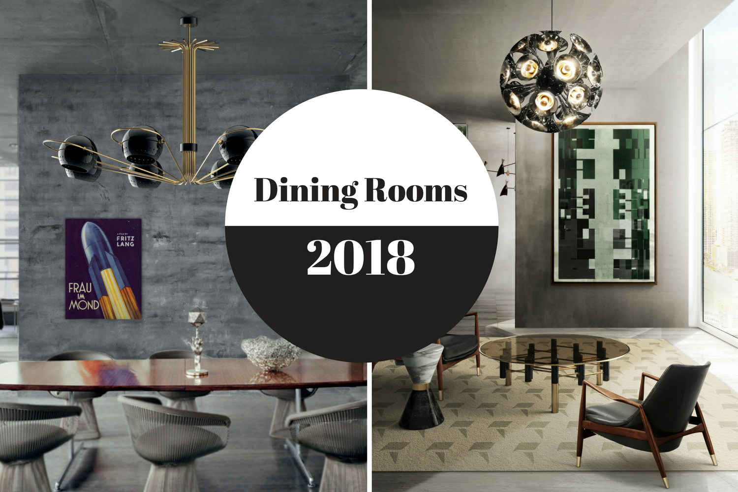 Dining Room Trends: What You Should Look For In 2018! U2013 Dining Room Lighting