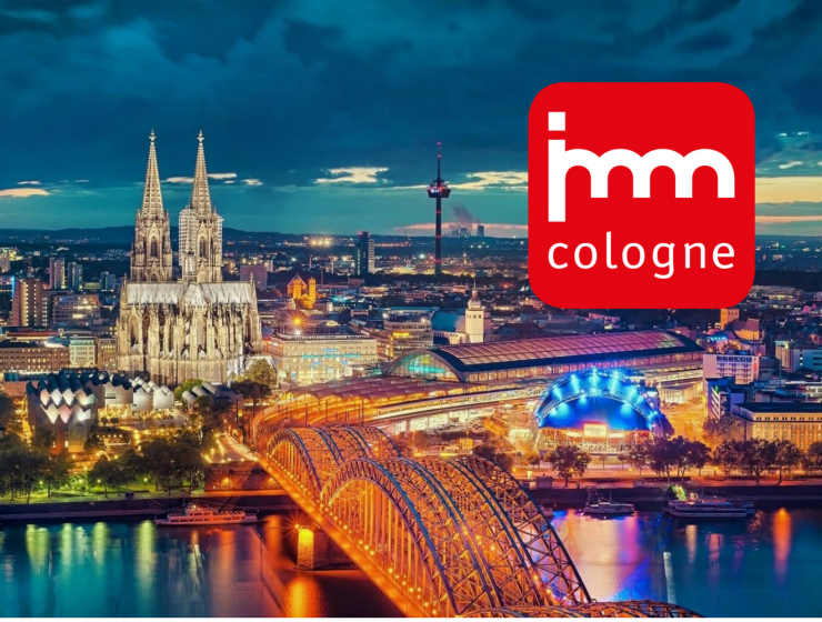 Get Ready For The First Day at imm Cologne 2018!