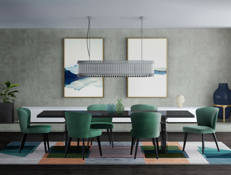 Get To Know Everything About This Minimalist Dining Room Decor! (1)