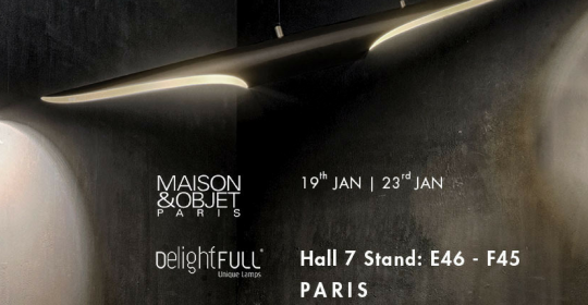 Mid-Century Lighting Designs You Can't Miss at Maison et Objet 2018 FEAT