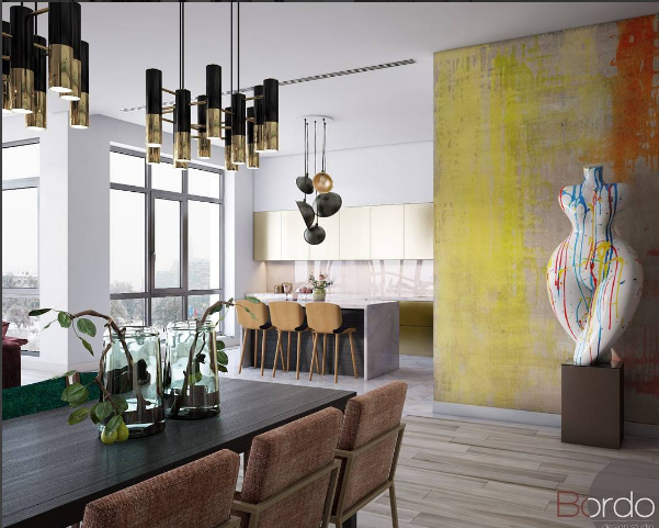 Being A Versatile Lighting Design This Modern Chandelier Will Be One Of The Best Features Any Dining Room Decor As You Can See In These Amazing