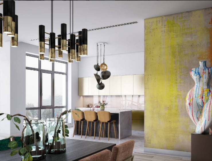 Review _ How Ike Is The Best Choice For Your Dining Room Lighting!