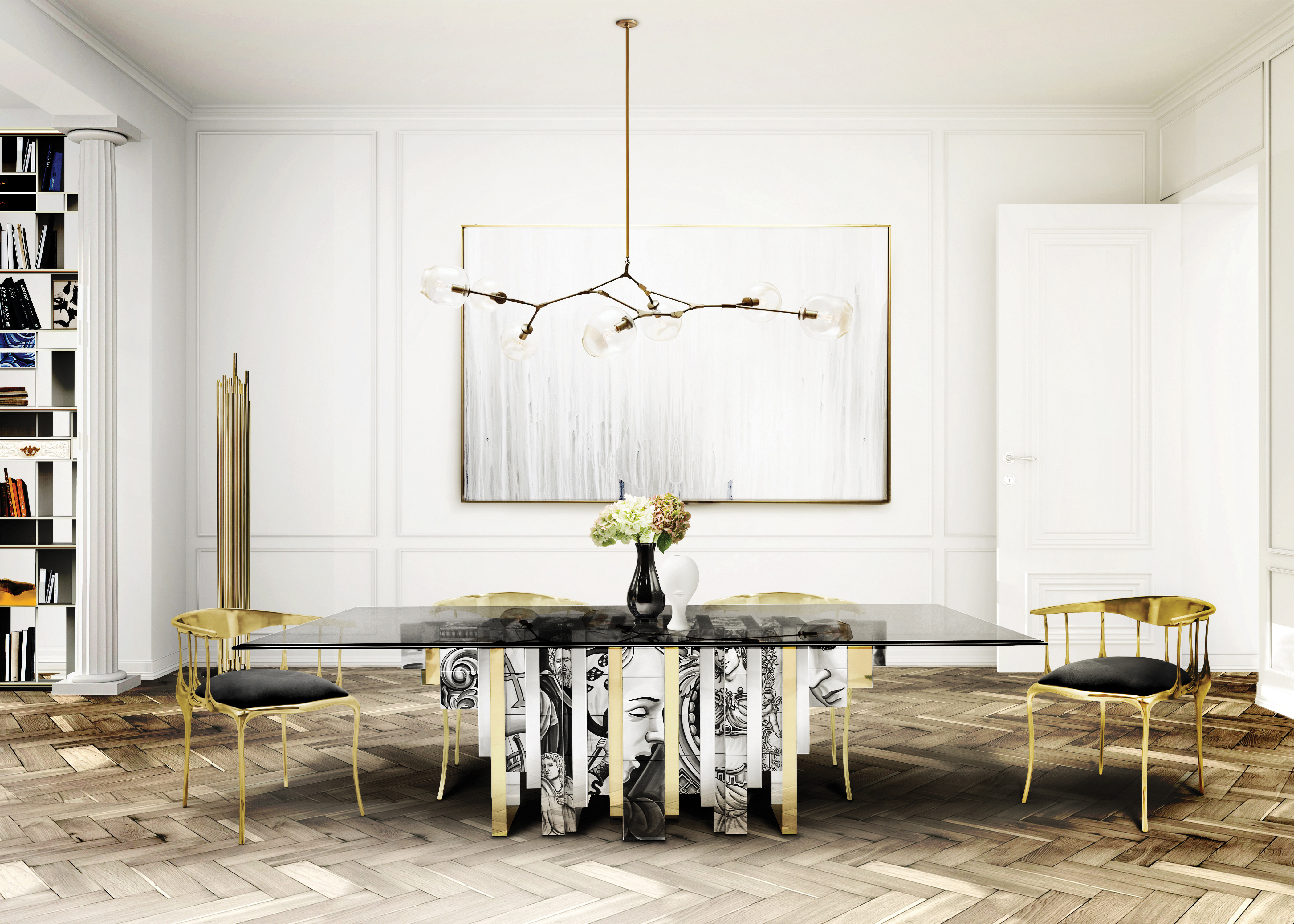 Trends 2018 How To Have The Best Dining Room Design In Your