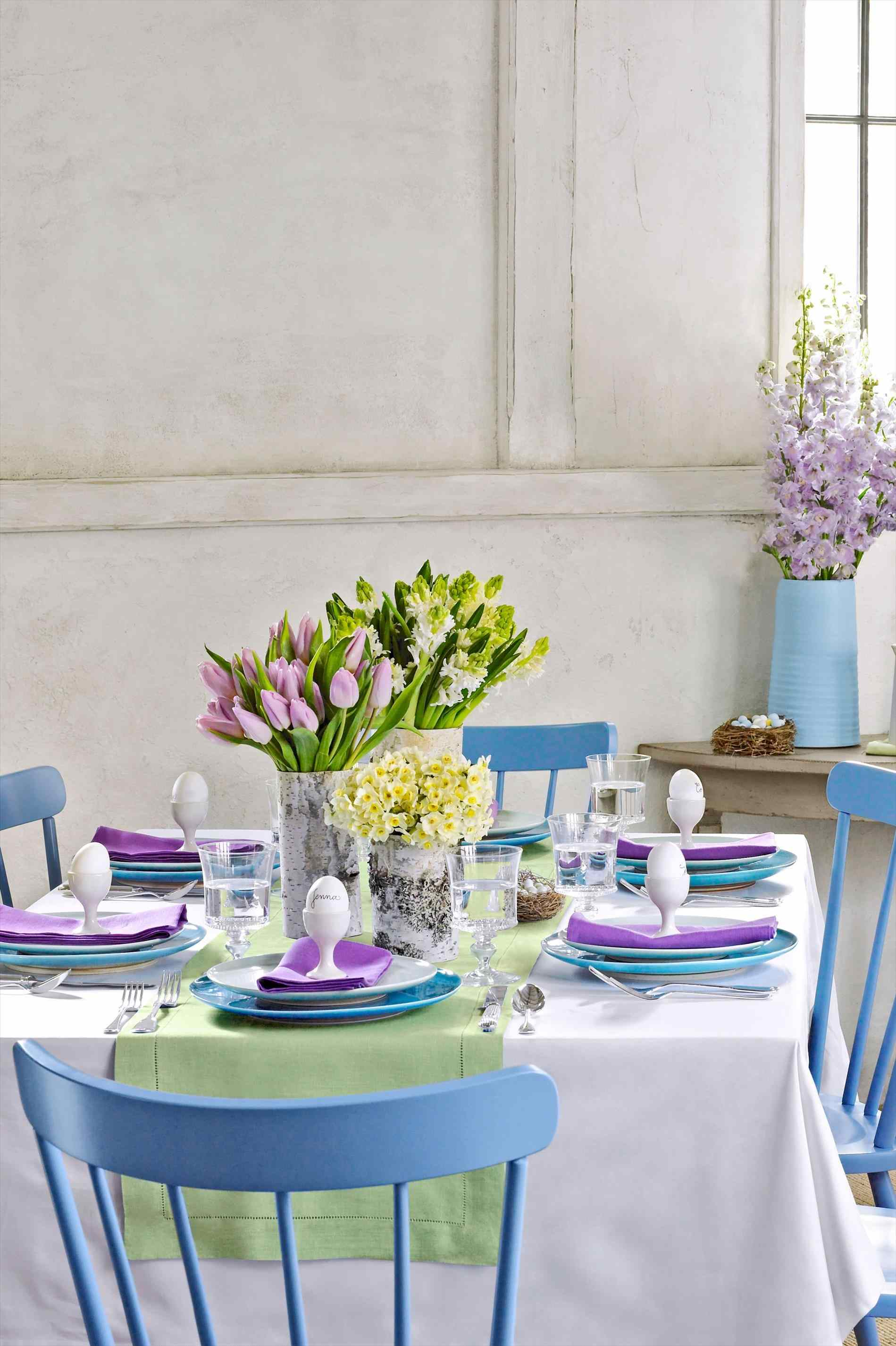 Easter Table Decorations You'll Want to Leave Up All Spring Along 2