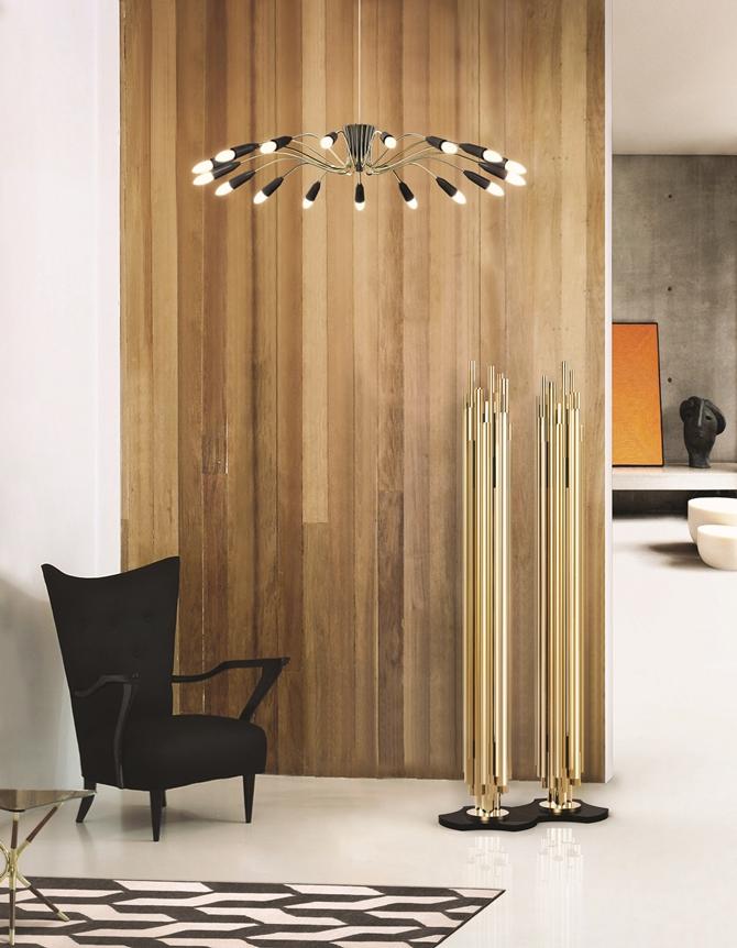 Review DelightFULL's New Mid-Century Lighting Design! 6
