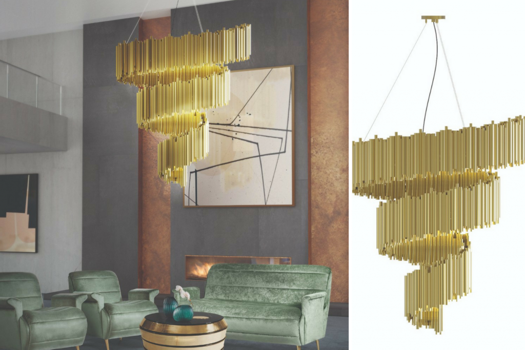 Review delightfulls new mid century lighting design