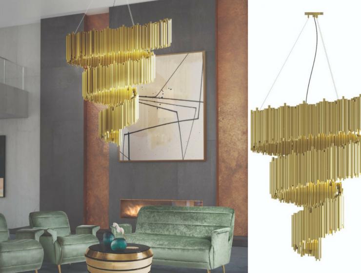 Review_ DelightFULL's New Mid-Century Lighting Design!