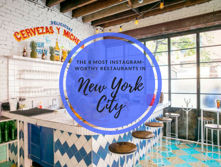 The 8 Most Instagram-Worthy Places to Eat in New York FEAT