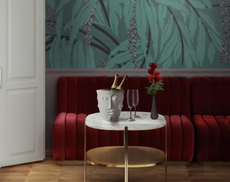 Valentine's Day Dining Room Decorating Ideas That'll Melt Your Heart FEAT