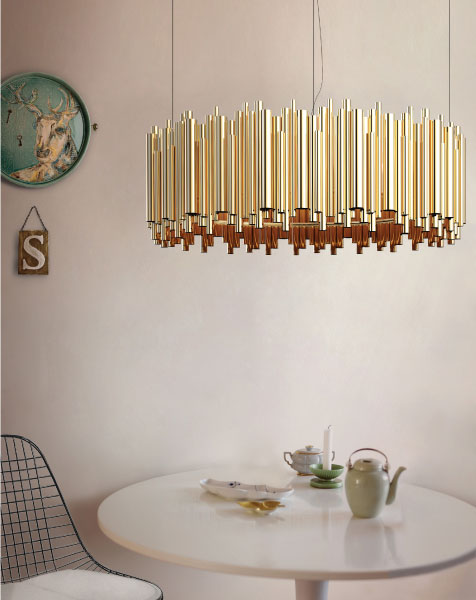 Dining Room Dreams The Mid Century Chandeliers of 2018 18