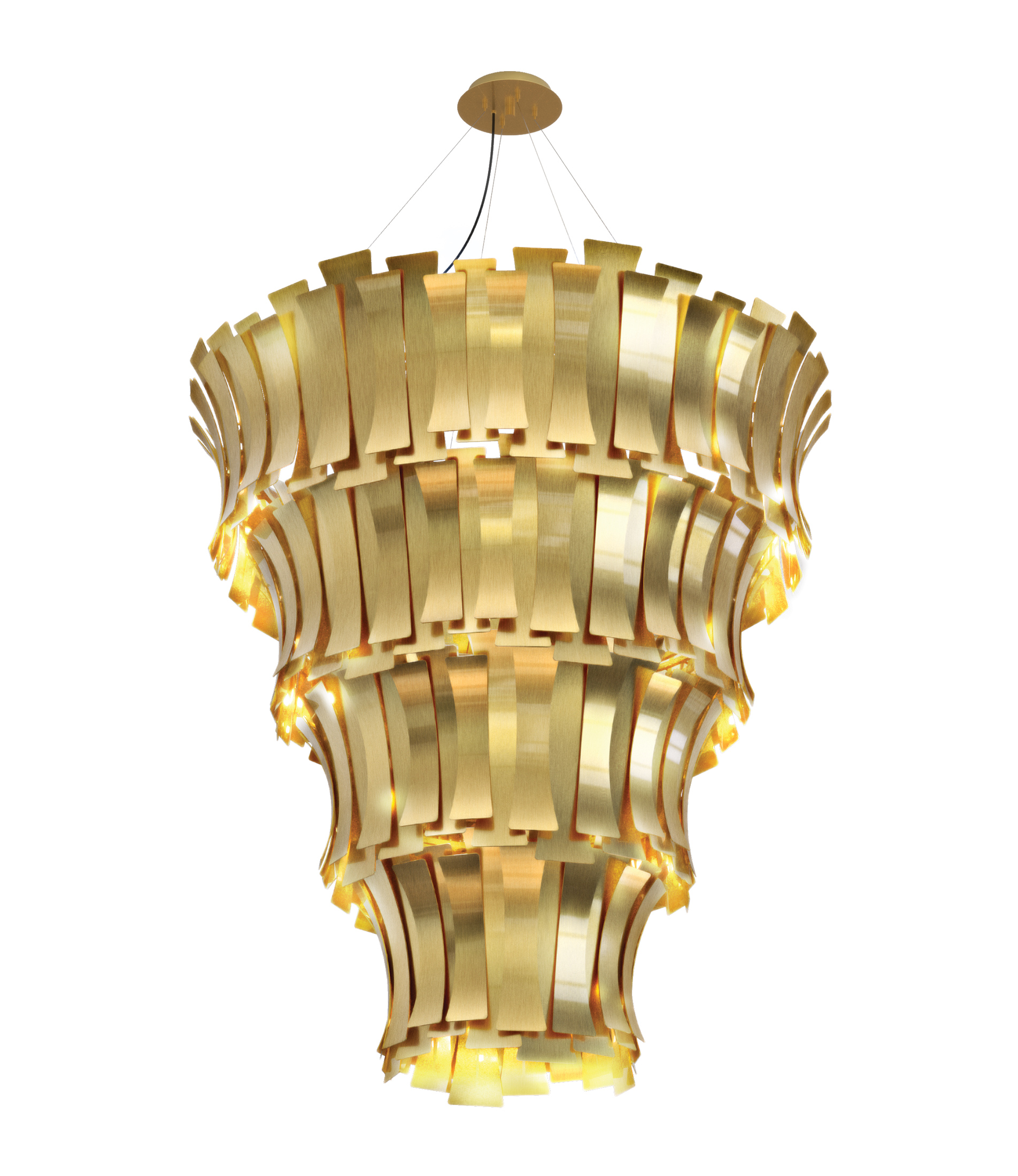 Dining Room Dreams The Mid Century Chandeliers of 2018 8