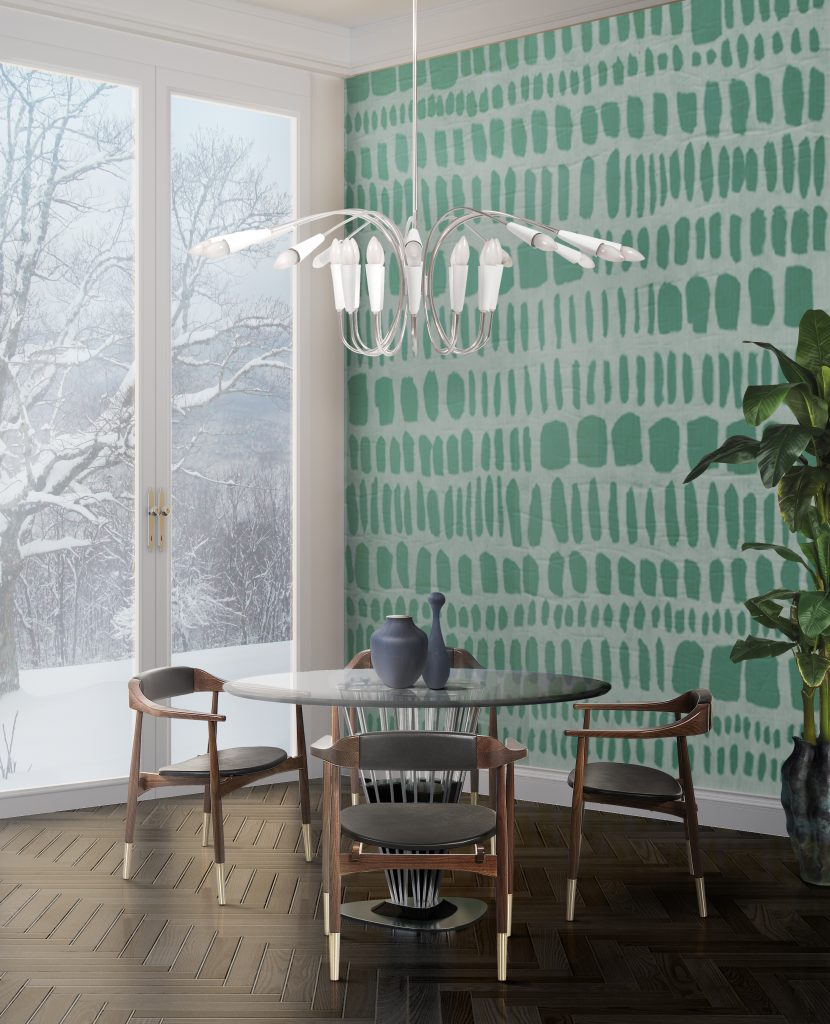 Find out the perfect spring colours for a perfect dining room find yourself with this stunning spring colour trends arcadia looking for that retro feeling to your modern home decor dont worry no more solutioingenieria Image collections
