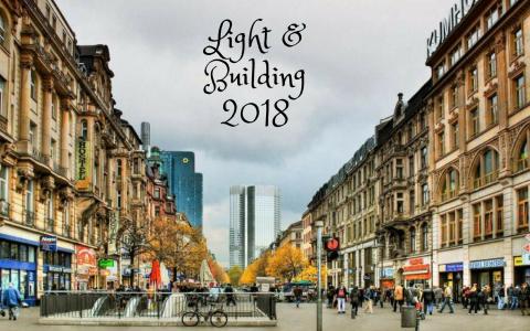 Light&Building 2018 & The Mid-Century Lighting You Need!