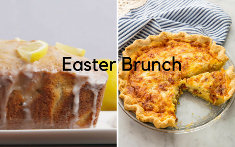 The Easter Brunch Recipe Ideas You're Going To Have in 2018