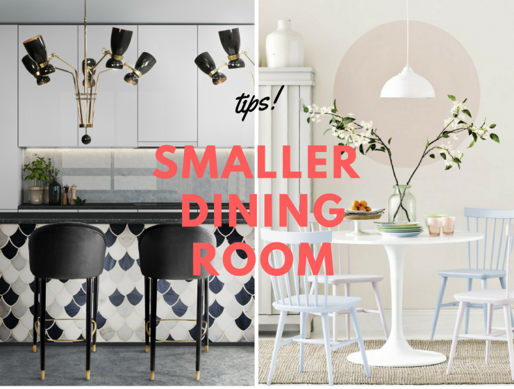 Tips To Make The Most Of Your Small Dining Room!