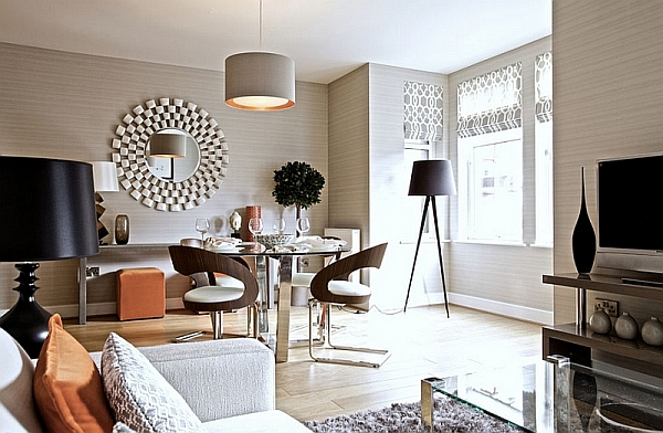 Turn Your Black Canvas Into Your Dreamy Dining Room! 3