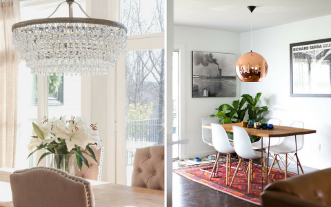 Answered Dining Room Lighting Designs For Every Kind