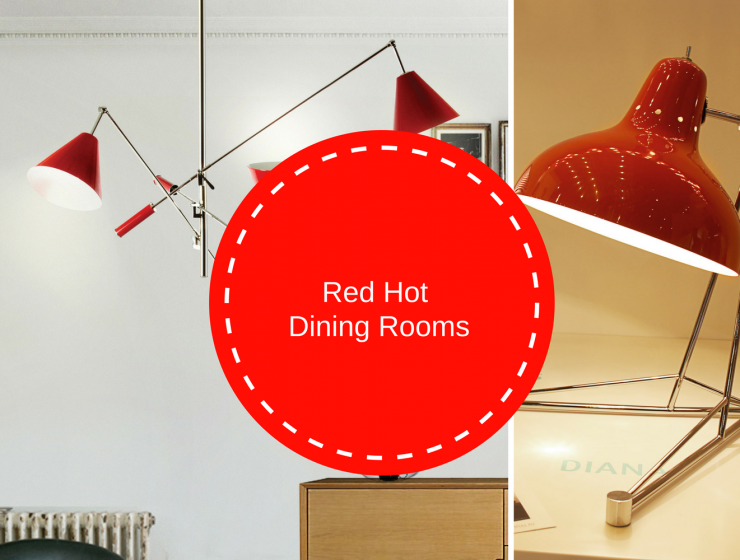 Be Prepared For The Red Hot Dining Room Lighting Trends!