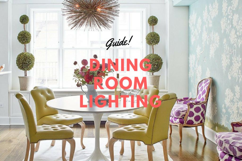 lighting for dining table. dinnertime just got 10 times better: dining room lighting tips. \u201c for table l