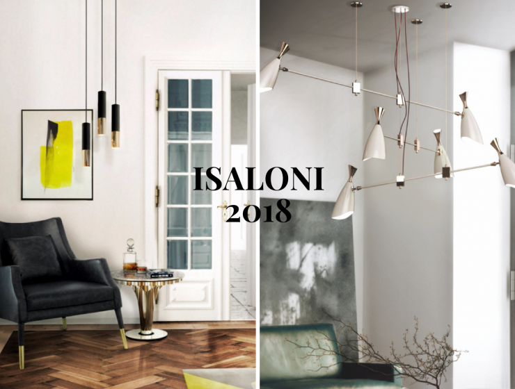 The Suspension Lamps You'll Be Buying At iSaloni 2018