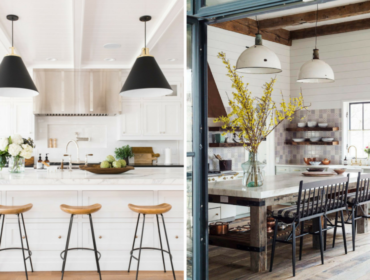 What's Hot On Pinterest_ Modern Farmhouse Lighting Is The Trick