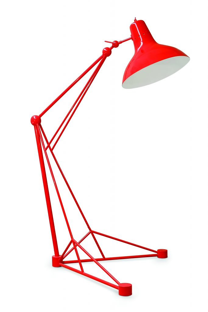 How A Mid-Century Floor Lamp Is A Required Touch! 3