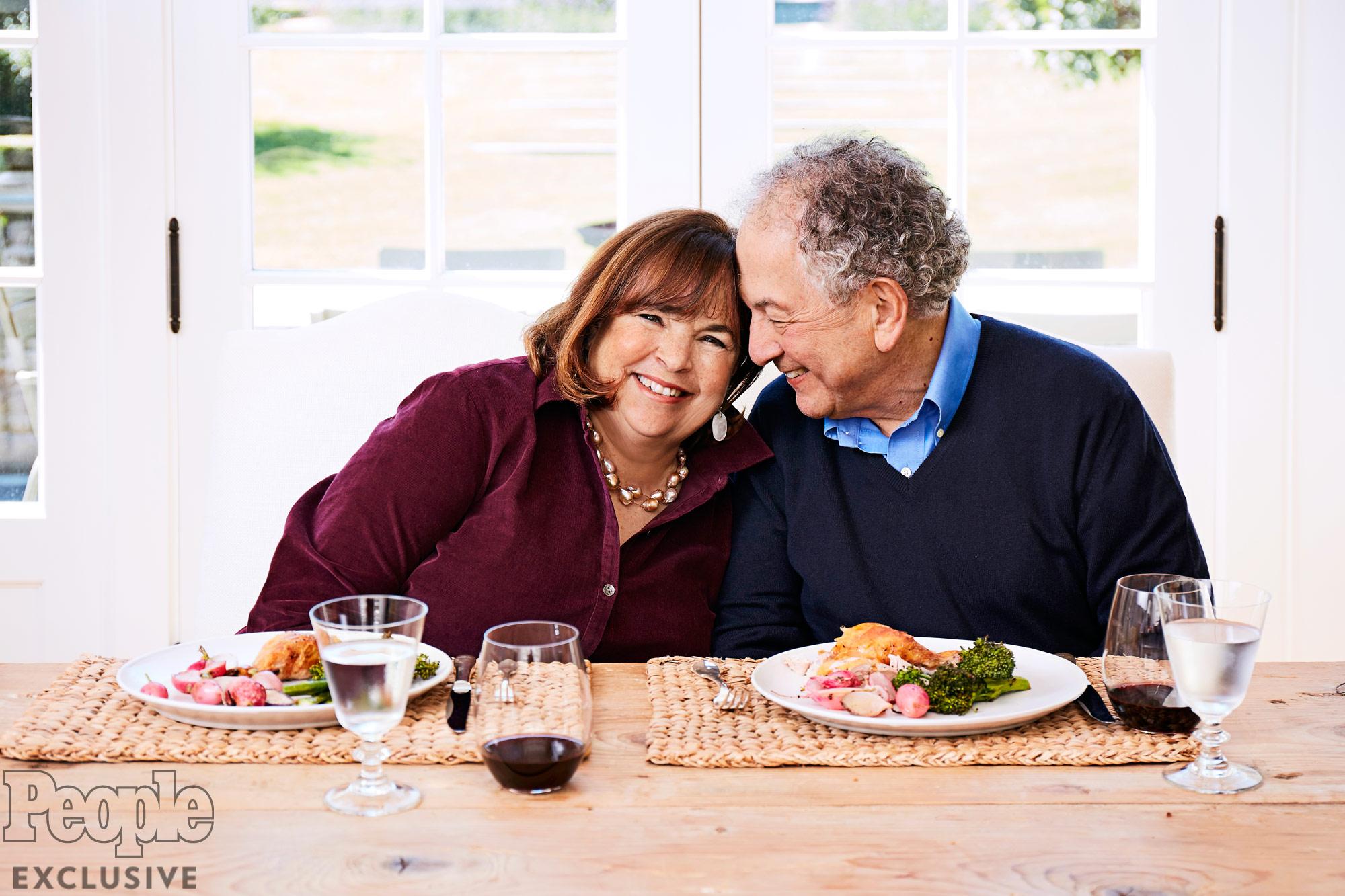 Ina Garten's New Cookbook & Dining Room Tips! 4.