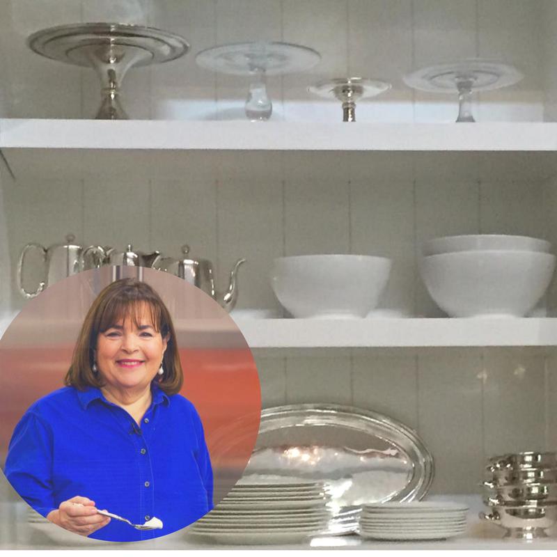 Ina Garten's New Cookbook & Dining Room Tips! 7